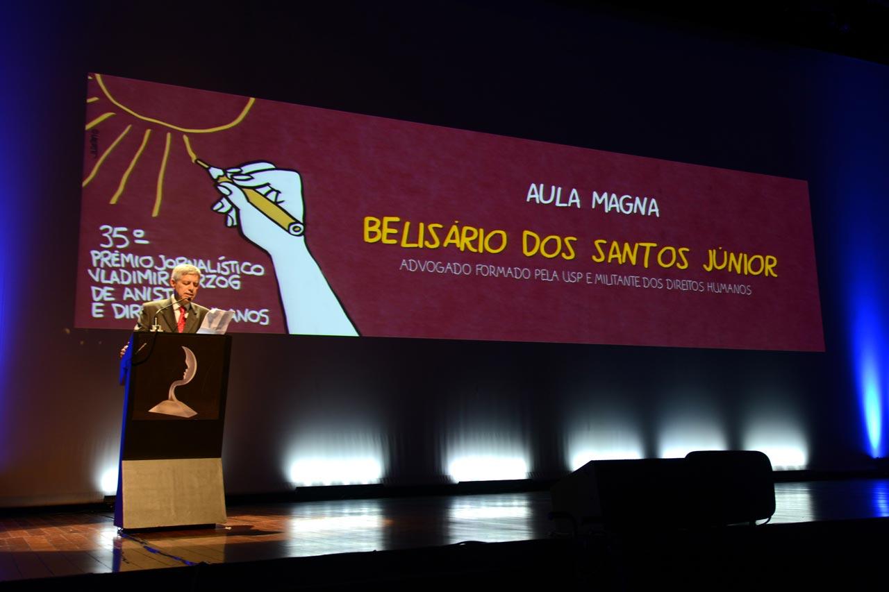 35º Prêmio Jornalístico Vladimir Herzog
