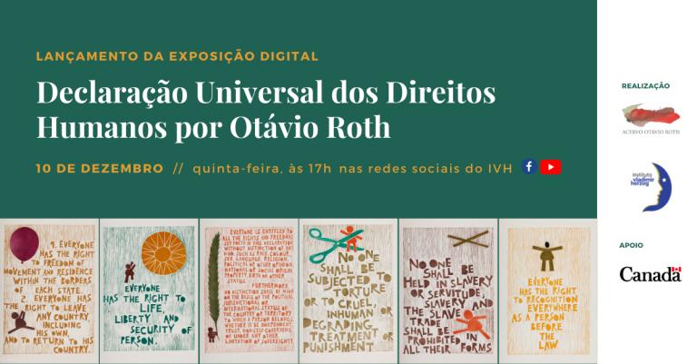 Declaração Universal dos Direitos Humanos por Otávio Roth