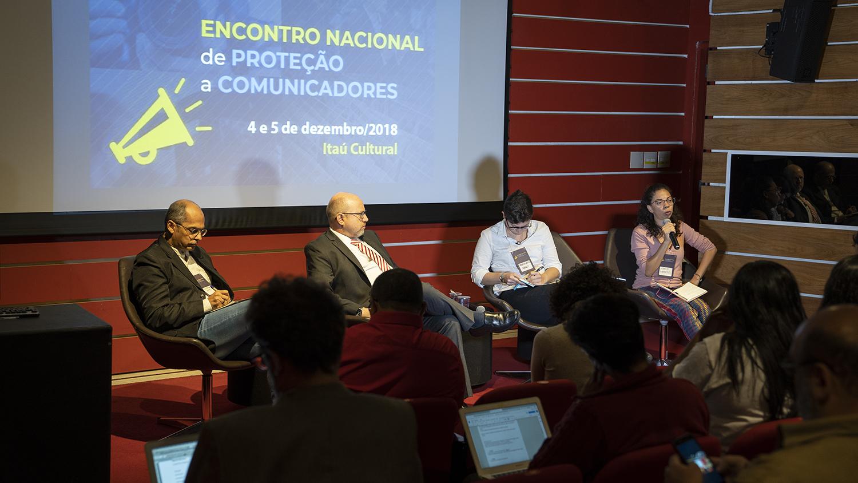 Rede Nacional de Proteção a Jornalistas e Comunicadores