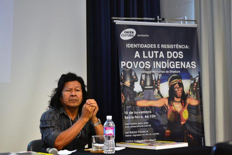 Instituto Vladimir Herzog promove evento sobre a luta indígena