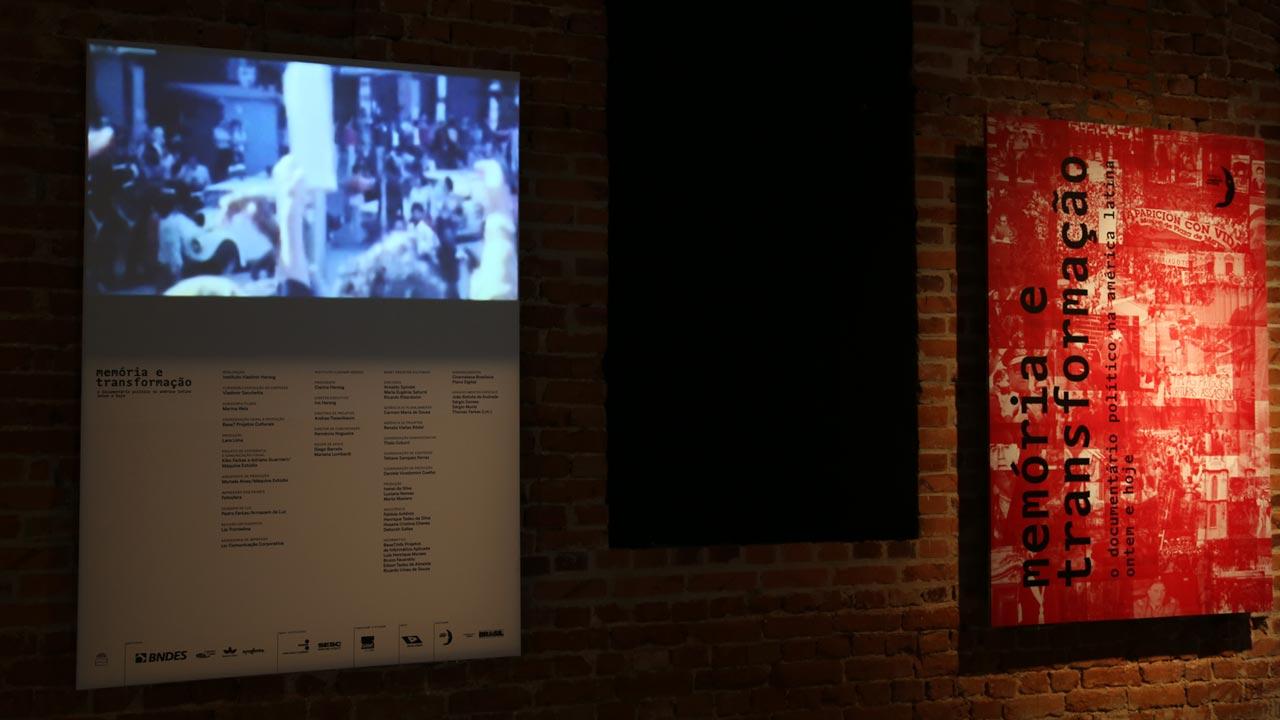 """Mostra de Cinema """"Memória e Transformação: o documentário político na América Latina ontem e hoje"""""""