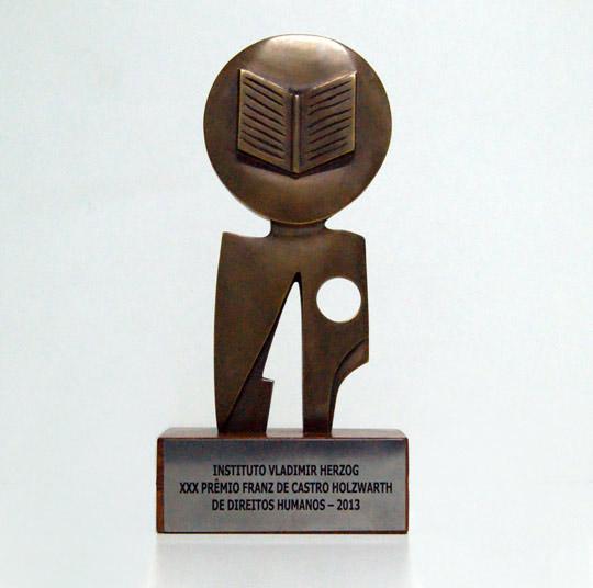 Prêmio Franz de Castro Holzwarth de Direitos Humanos