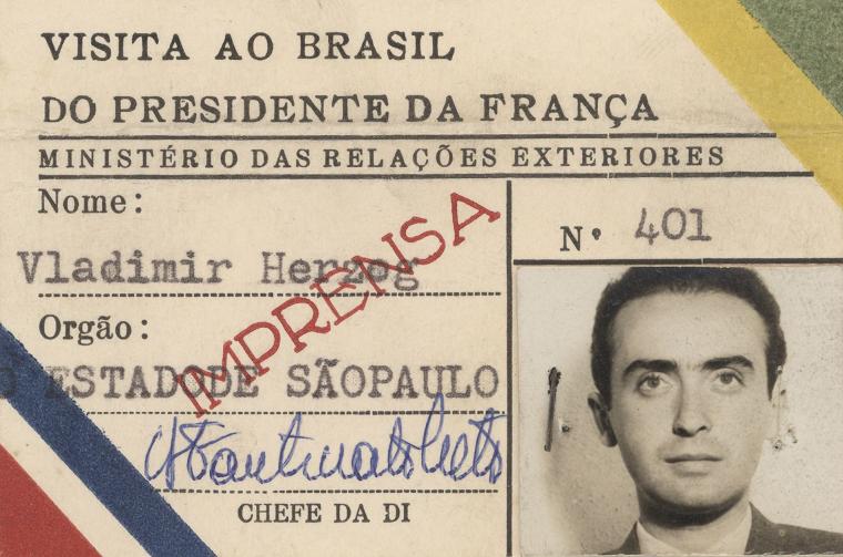 Conheça as fotos e documentos inéditos do Acervo Vladimir Herzog